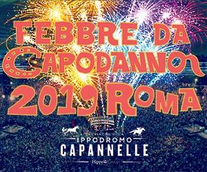 Capodanno 2019 Capannelle